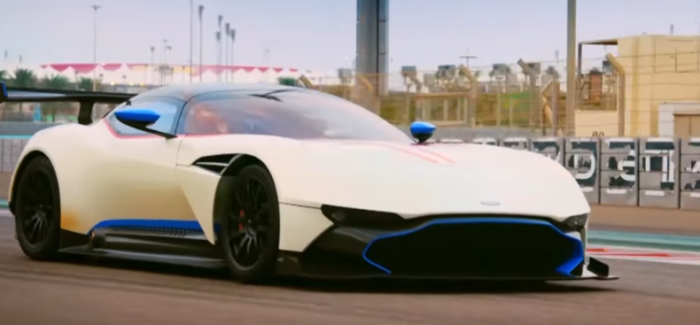 Top Gear Aston Martin Vulcan Review – Video