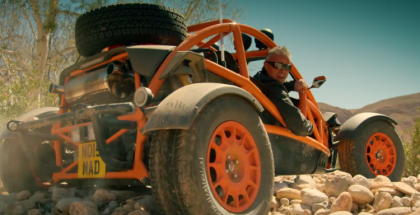 Top Gear - Matt LeBlanc Drives The Ariel Nomad (1)