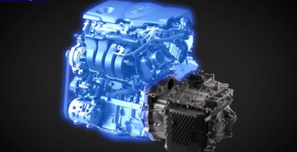 Toyota New Global Architecture Based Powertrains and Dynamic Force Engine