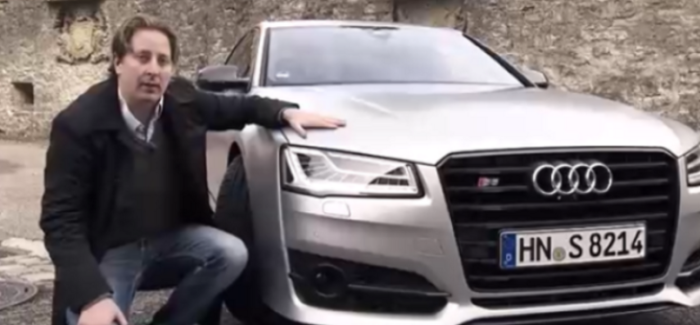 Audi S8 Plus Review, Test Drive, Interior – Video
