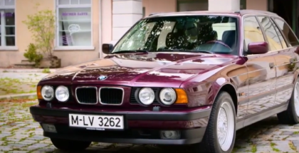 1988 To 1996 3nd Generation E34 BMW 5 Series History (1)