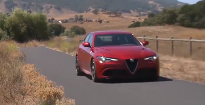 2017 Alfa Romeo Giulia Quadrifoglio Features & Options In Detail (1)