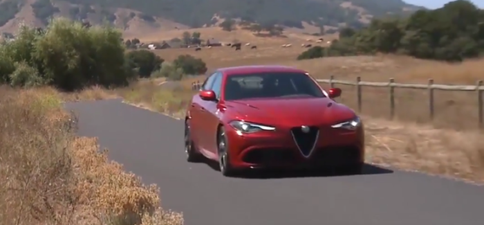 2017 Alfa Romeo Giulia Quadrifoglio Features & Options In Detail – Video