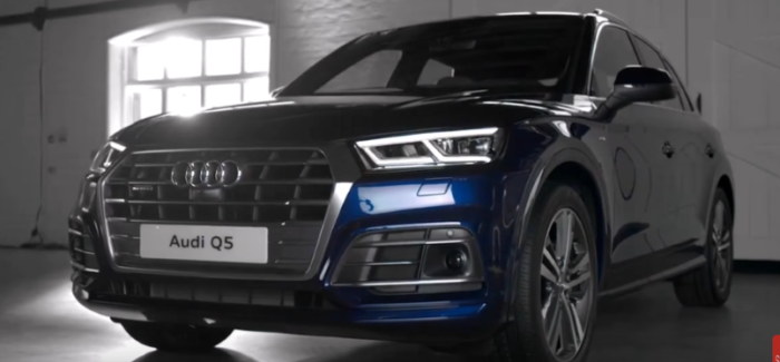 2017 Audi Q5 Overview – Video