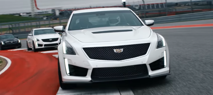 2017 Cadillac V Performance – Video