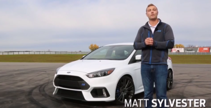 2017 Ford Focus RS Review & Walkaround (1)