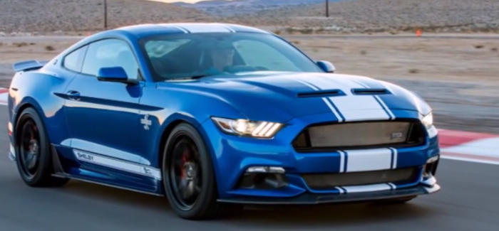 2017 Ford Shelby Super Snake Mustang Development – Video
