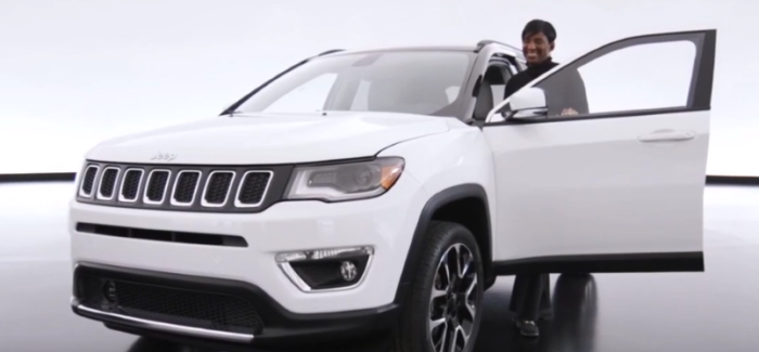 2017 Jeep Compass Black Roof and Overall Design – Video