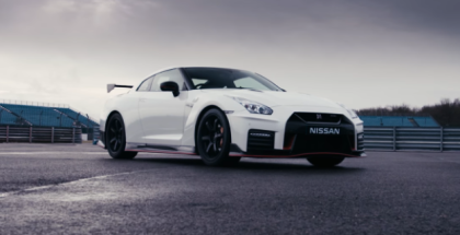 2017 Nissan GT-R NISMO Review (1)