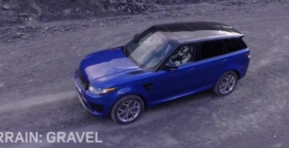 2017 Range Rover Sport SVR Off Road Acceleration Zero To 100