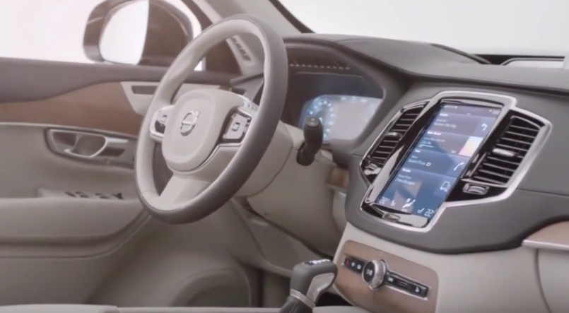 2017 Volvo Xc90 Luxury Interior Video Dpccars