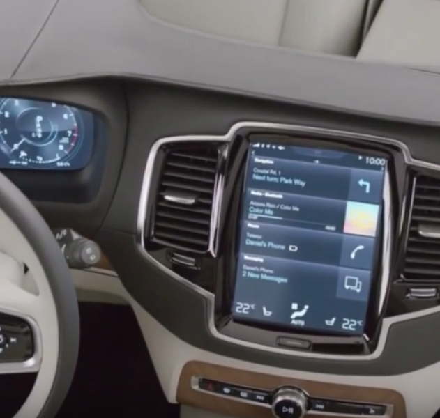 2017 Volvo Xc90 Luxury Interior 2