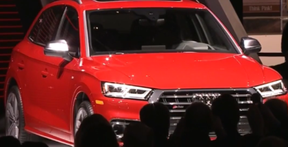 2018 Audi SQ5 Unveiling At NAIAS 2017 (1)
