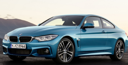 2018 BMW 4 Series Coupe, Gran Coupe, & Convertible
