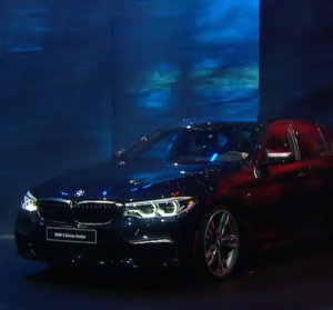 2018 BMW M760 and 5 Series Unveiling At Detroit Auto Show NAIAS 2017 (2)