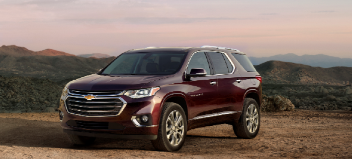 2018 Chevrolet Traverse – Video