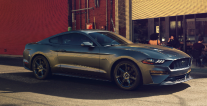 2018 Ford Mustang GT Interior, Test Drive, Exhaust Sound, and Photo Gallery