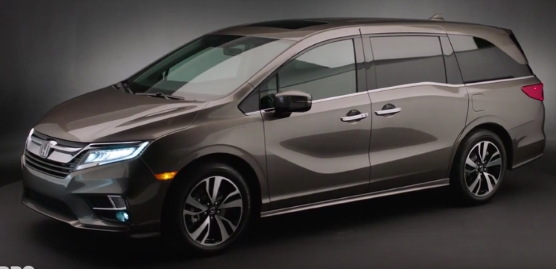 2018 Honda Odyssey – Official Video | DPCcars