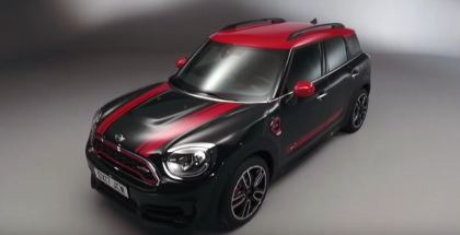 2018 MINI Countryman JCW & Cooper S Countryman ALL4