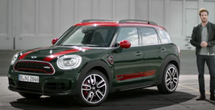 2018 MINI John Cooper Works JCW Countryman Review (1)