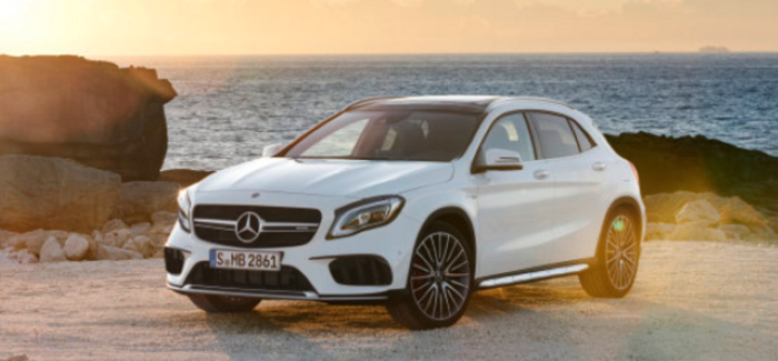 2018 Mercedes GLA 45 AMG and 220d 4MATIC – Official Video