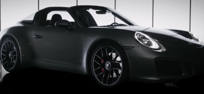 2018 Porsche Targa 4 GTS – Video