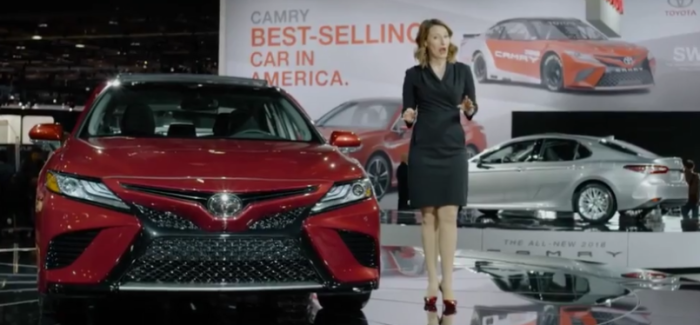 2018 Toyota Camry Performance, Design & Features – Video