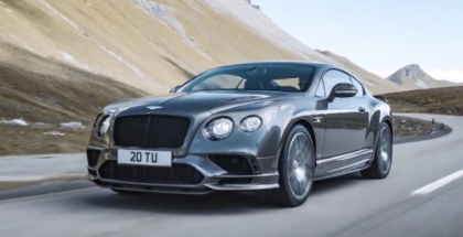 700bhp 2017 Bentley Continental Supersports
