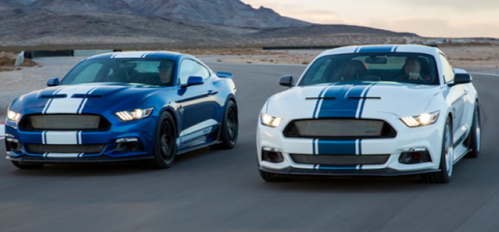 750HP 2017 Super Snake Mustang 50th Anniversary – Video