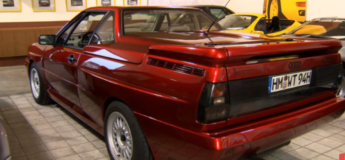 Audi Quattro History – Part 1 – Video