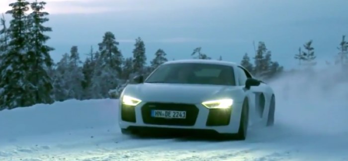 Audi Quattro History Part 3 – Video