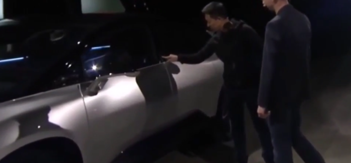 Faraday Future FF91 Self Parking Presentation Fail (1)