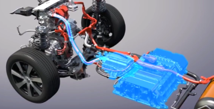 How It Works - Toyota Mirai Fuel Cell Stack (1)
