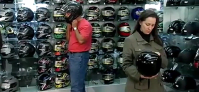 How To Choose The Right Motorcycle Helmet – Video