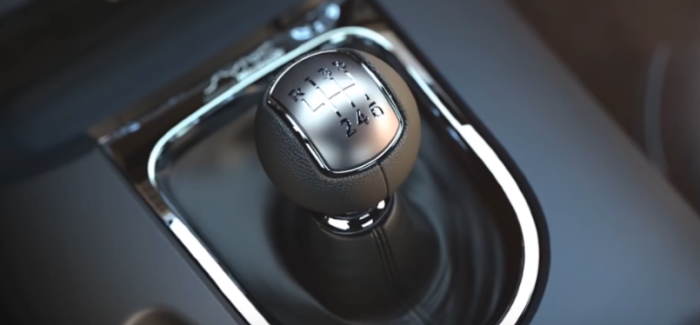 instructions on how to drive a stick shift