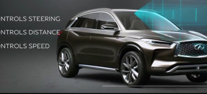 Infiniti QX50 Concept Commercial Trailer – Video