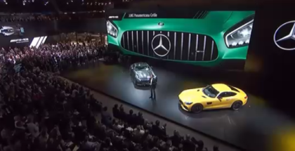 Mercedes Press Conference