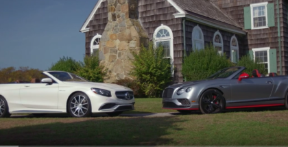Motor Trend - 2017 Mercedes-AMG S65 vs 2017 Bentley Continental GT Black Edition (1)