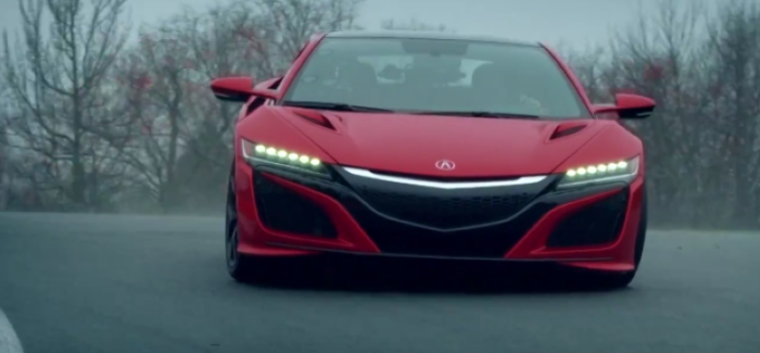 top gear 2017 acura honda nsx chris harris review video dpccars. Black Bedroom Furniture Sets. Home Design Ideas