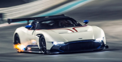 Top Gear - Aston Martin Vulcan Driven By The Stig (1)