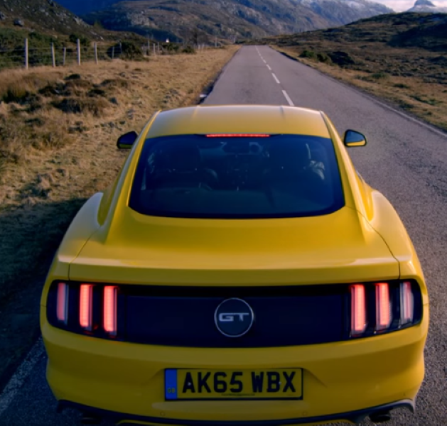 Top gear new ford mustang gt review video dpccars top gear new ford mustang gt review 2 publicscrutiny Gallery