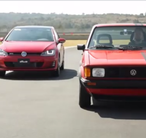 VW GTI Track Day Classic & New In Mexico (2)