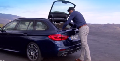 2017 BMW 5 Series Touring Overview