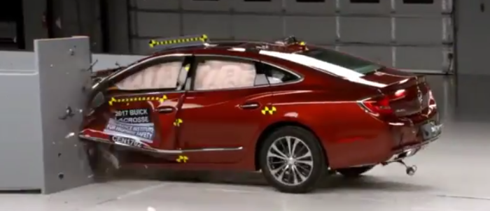 2017 buick lacrosse crash test video dpccars. Cars Review. Best American Auto & Cars Review