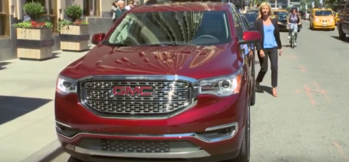 2017 GMC Acadia Denali with Rear Seat Reminder – Video