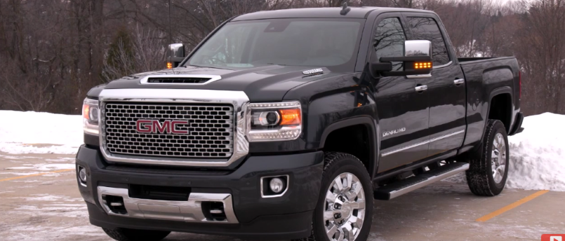 2017 GMC Sierra Denali 1500 & 2500HD – Video | DPCcars