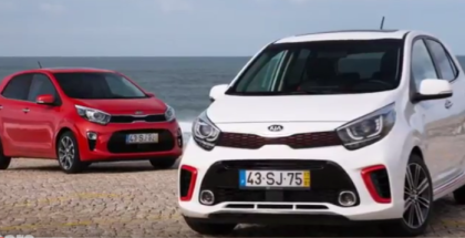2017 Kia Picanto City Car (1)