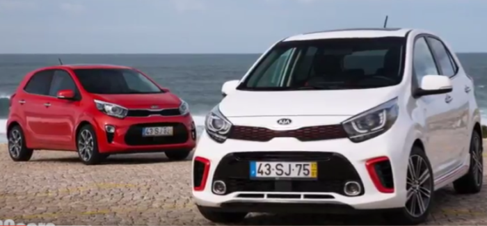 2017 Kia Picanto City Car – Video