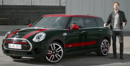 2017 MINI John Cooper Works Clubman Review (1)