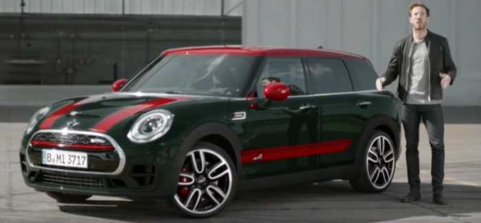 2017 Mini John Cooper Works Clubman Review Video Dpccars